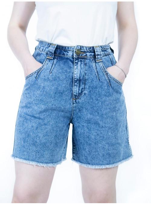 Джинсовые шорты МОМ 25-29
