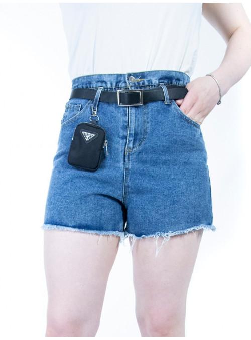Джинсовые шорты M-XL