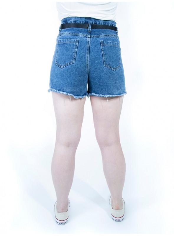 Джинсовые шорты JEANSclub M-XL