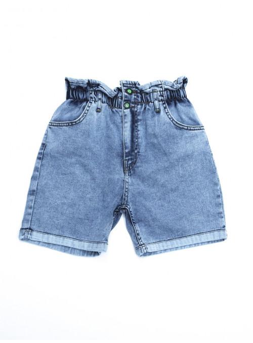 шорты Pep&Bag 0421-03 голуб-вар+рез  6-10 Ж