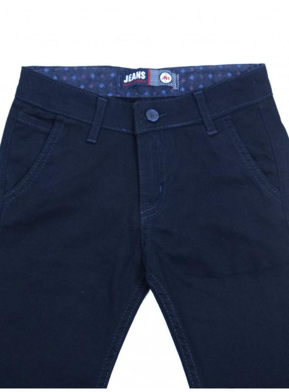 джинсы MiRDeS 1152-1-габ т/син карм/  6-10 М