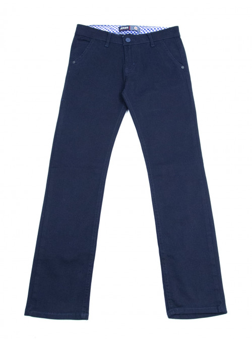 джинсы MiRDeS 1162-2 т/син карм/  11-15 М