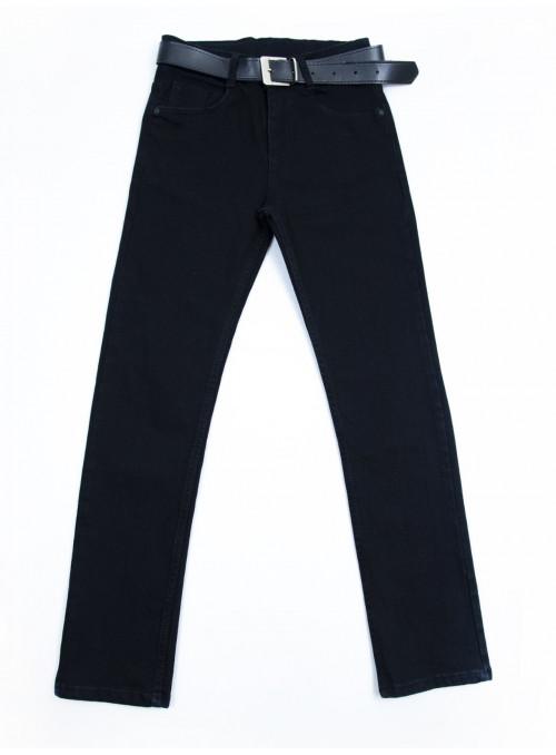 джинсы Altun 3-295 черн прям 11-15 рмн МП