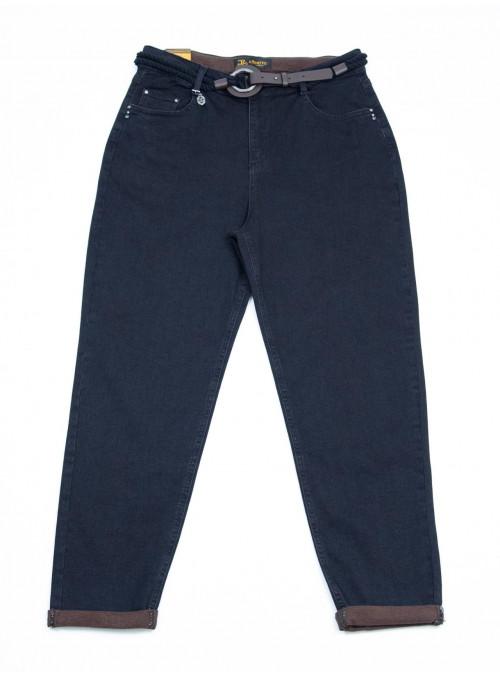 Женские джинсы темно серые 42-48