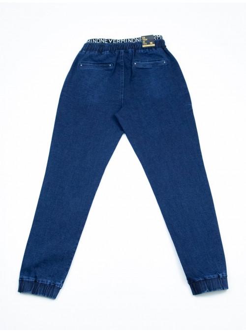 джинсы S-li Est 1642 син-вар джог+кул36-42 Ж